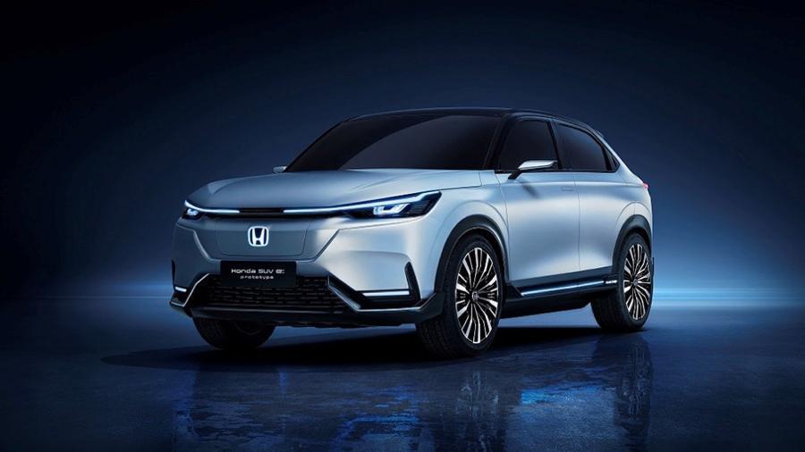 Honda SUV e: prototype - Divulgação