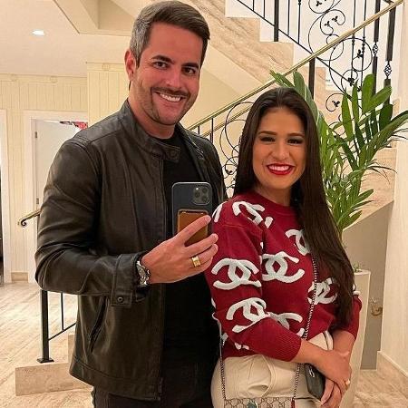 Simone e Kaká Diniz - Reprodução/Instagram