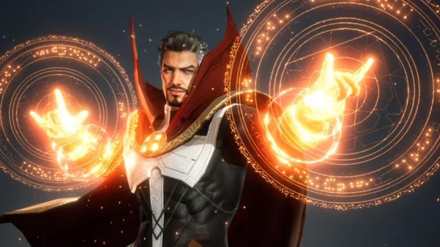 Marvel Future Revolution: Dr. Strange - Divulgação/NetMarble