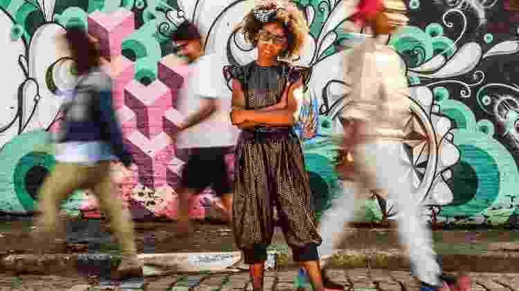 MC Soffia é um dos destaques da nova geração de rappers - Divulgação - Divulgação