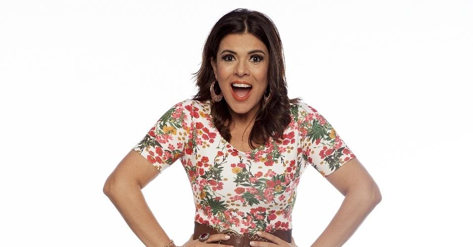 """Mara Maravilha estreia no teatro com o stand up """"Ela É Show"""""""