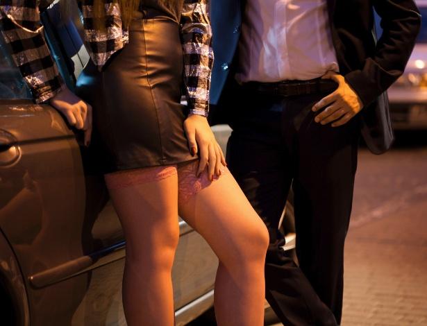 Para alguns homens, estar com uma prostituta dá sensação de alívio por não ser avaliado - Getty Images