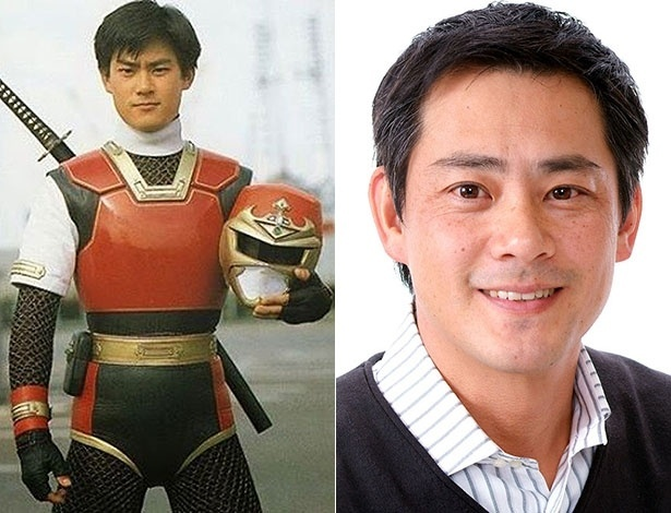 Takumi Tsutsui, ator japonês que interpretou o Jiraya - Reprodução