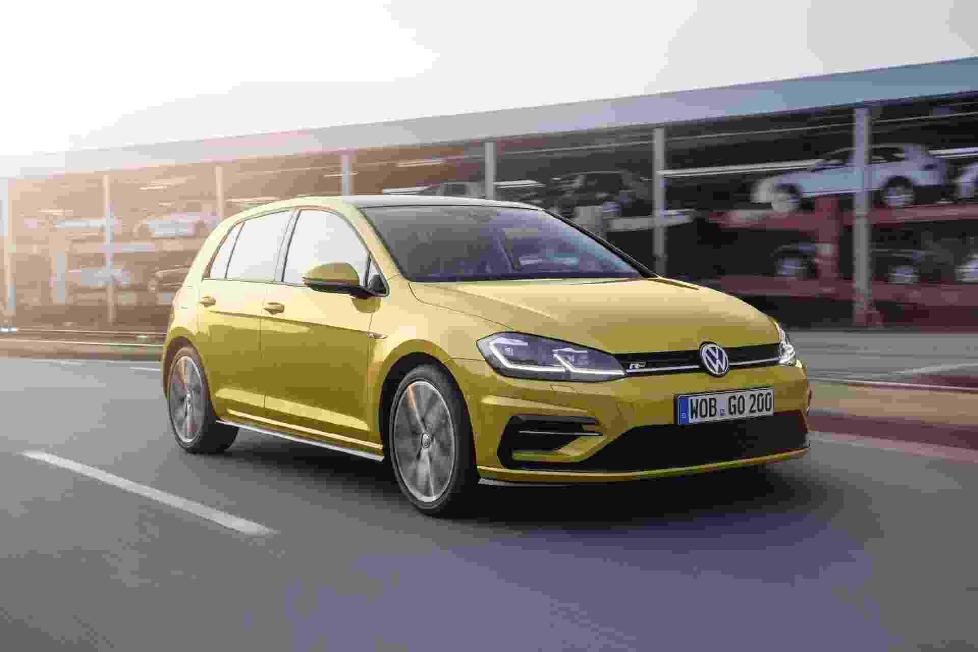 Volkswagen Golf 2018 - Newspress