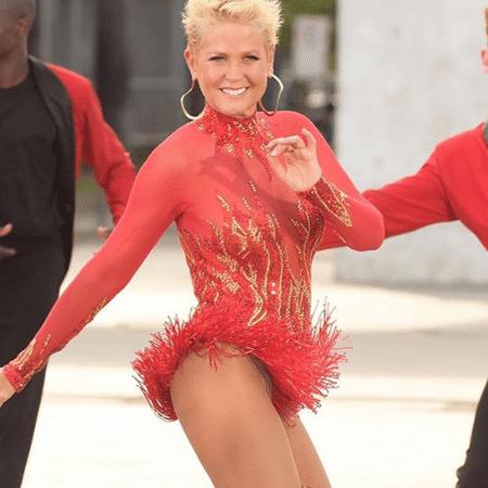 """Record e Xuxa alfinetam Globo e o """"Domingão"""" em chamadas - Reprodução/Instagram/xuxameneghel"""
