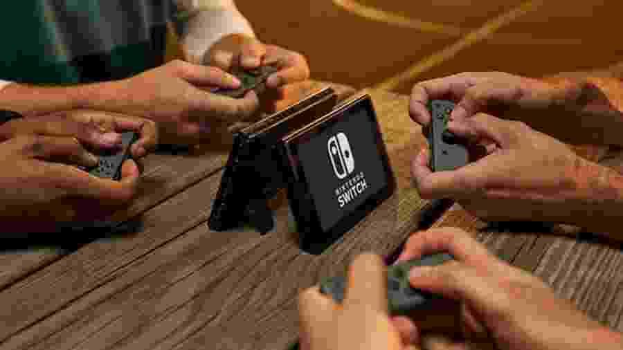 Portabilidade é o principal trunfo do Nintendo Switch - Divulgação/Nintendo