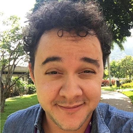 O comediante Gui Santana - Instagram/Gui Santana