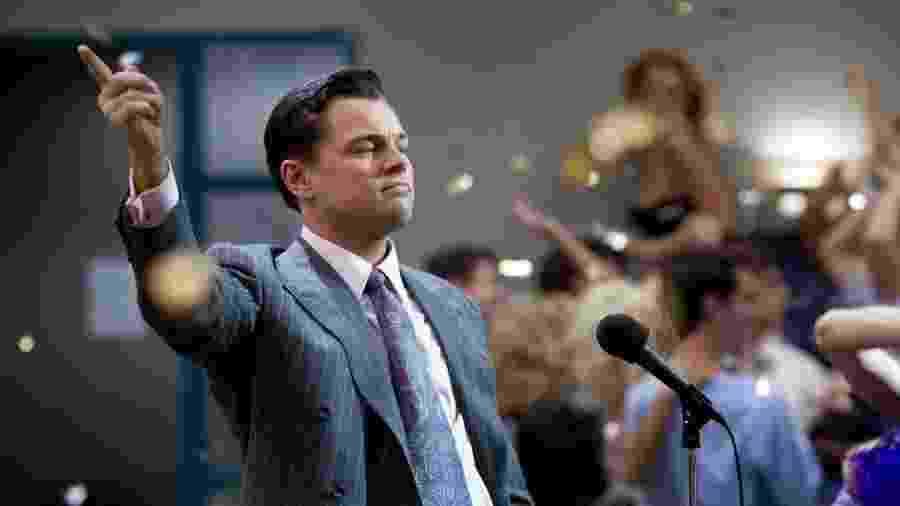 """Cena de """"O Lobo de Wall Street"""" - Divulgação"""