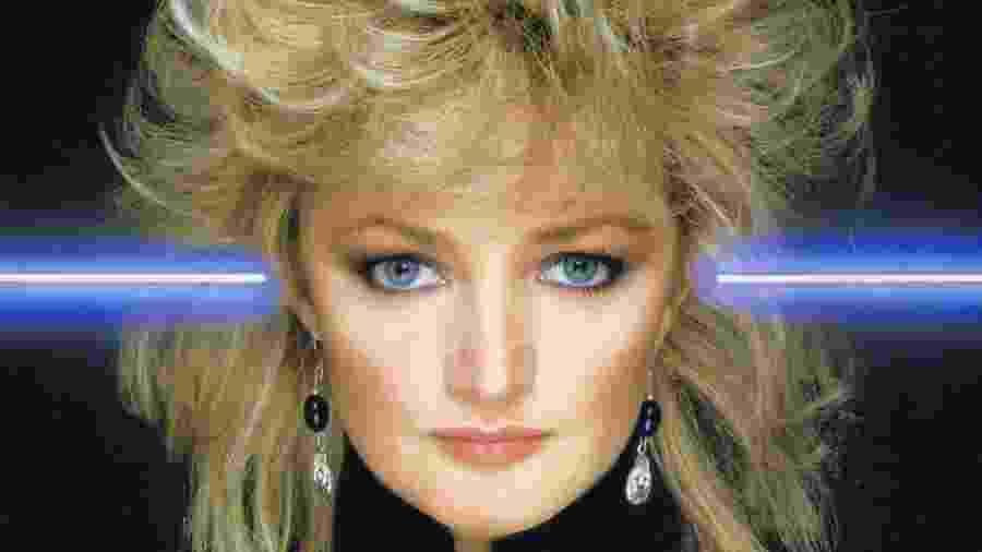 """A cantora Bonnie Tyler cantou """"Total Eclipse Of The Heart"""" em um cruzeiro - Reprodução"""