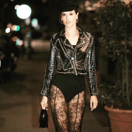 Alessandra Ambrósio - Reprodução/Instagram