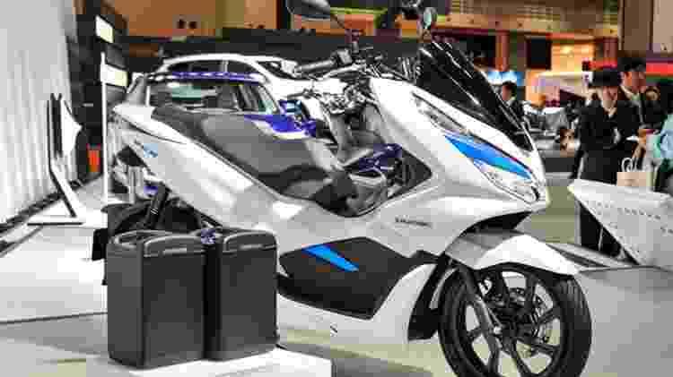 Honda PCX Elétrica - Divulgação - Divulgação