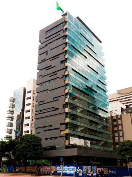 Fachada do prédio do Sesc Avenida Paulista - Divulgação/Matheus José Maria