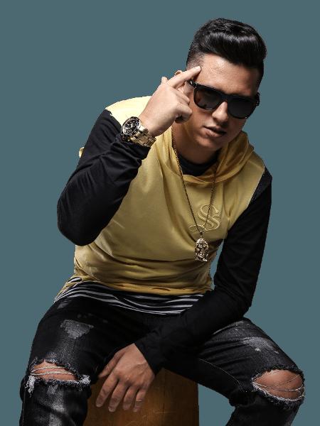 Dan Lellis migrou do sertanejo para o rap - Divulgação