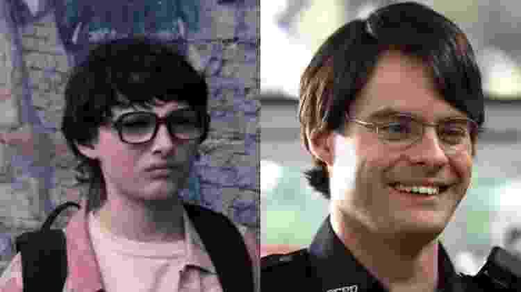 Bill Hader será Richie Tozier , originalmente vivido por Finn Wolfhard . - Reprodução - Reprodução
