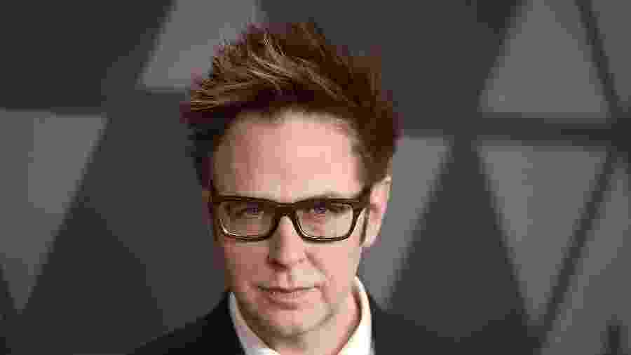 O diretor James Gunn - Jordan Strauss/Invision/AP