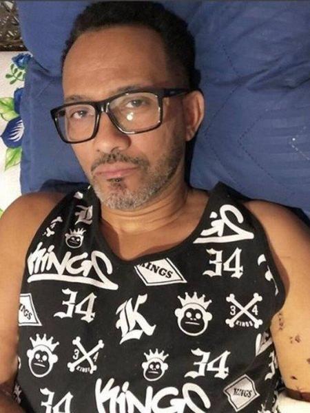O pastor e músico Evandro Soares - Reprodução