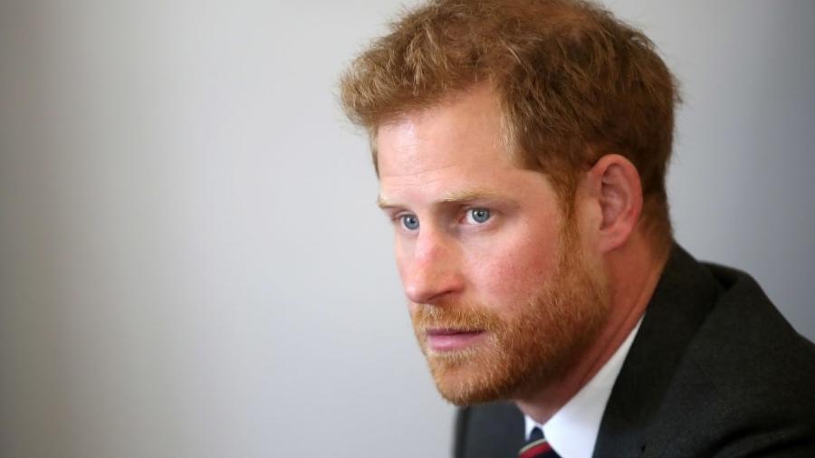 Príncipe Harry - Chris Jackson - WPA Pool/Getty Images
