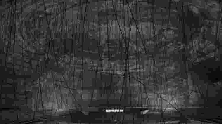Obra de Zad Moultaka no teatro inacabado de Niemeyer - tripoliniemeyer2018.com - tripoliniemeyer2018.com