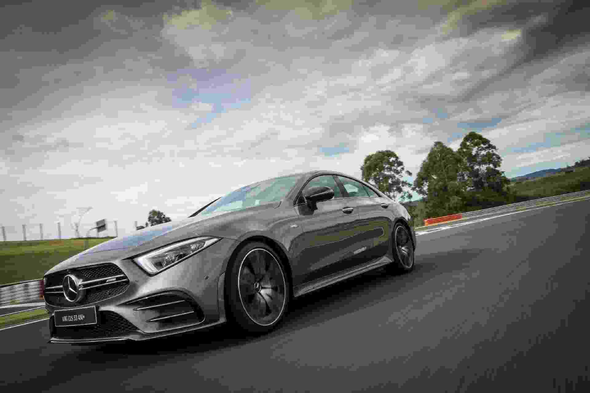 Mercedes AMG CLS 53 - Estúdio Malagrine/Divulgação