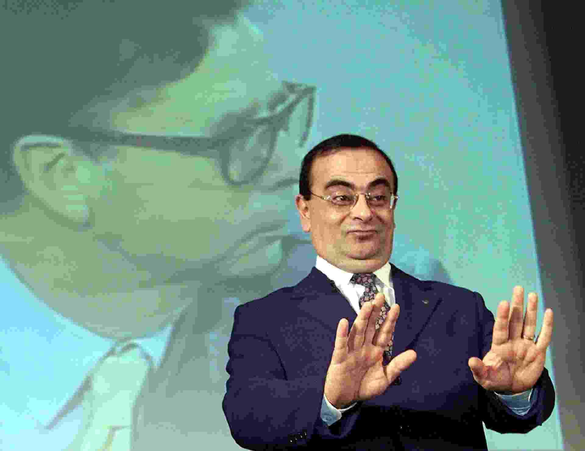 Carlos Ghosn - Toshifumi Kitamura/AFP