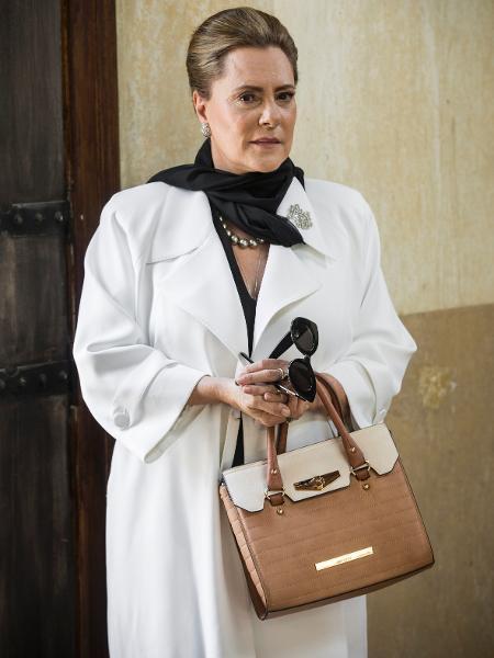 Elizabeth Savala fará a novela A Morte Pode Esperar  - Victor Pollak/Globo