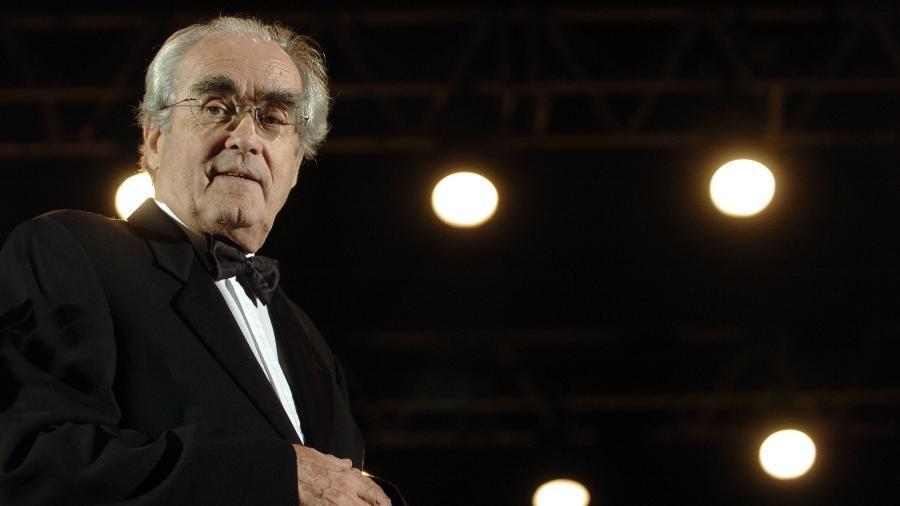 O compositor francês Michel Legrand - AFP