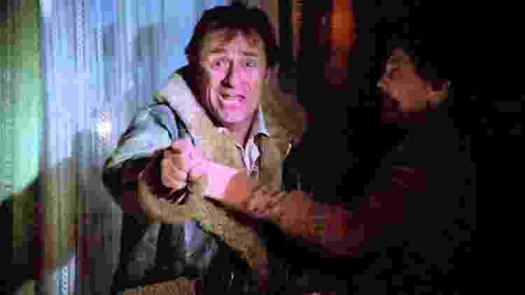 """Dick Miller em cena do filme """"Gremlins"""" - Divulgação - Divulgação"""