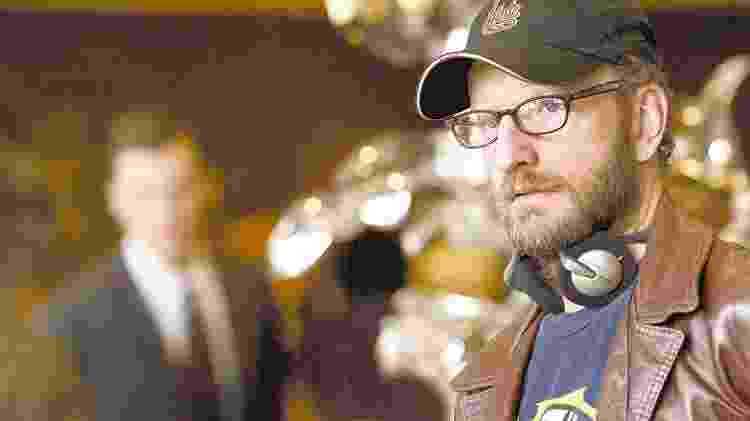 O cineasta Steven Soderbergh é produtor do Oscar este ano - Divulgação - Divulgação