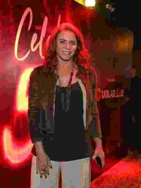 Leilane Neubarth - festa Vitasay 50+ - Luciola Vilela/UOL - Luciola Vilela/UOL