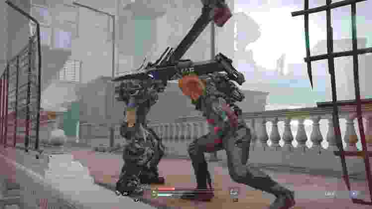 The Surge 2 Batalha - Reprodução - Reprodução