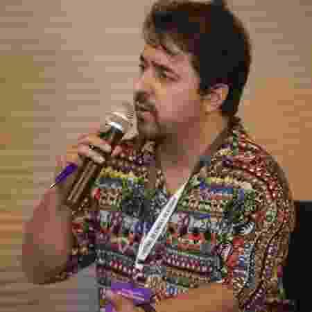 Carlos Minuano, autor do livro - Divulgação