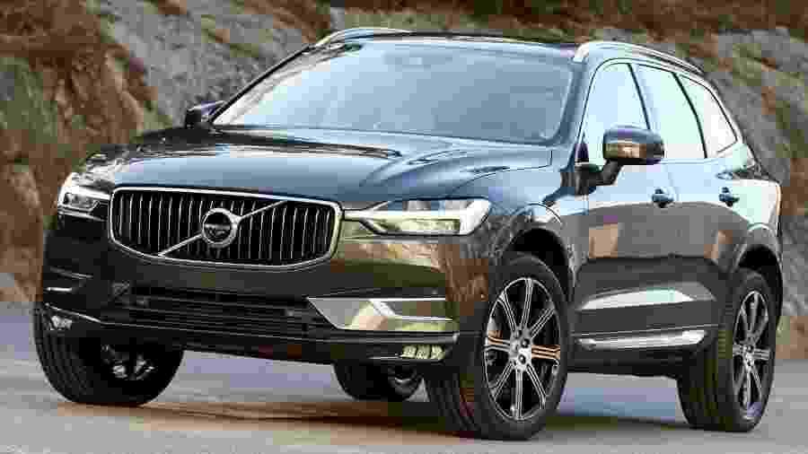 Volvo XC60 - Divulgação
