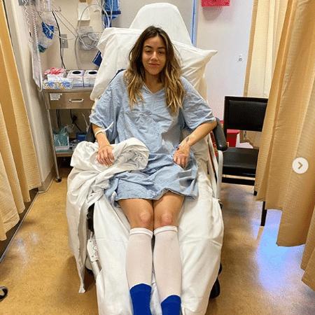 Chloe Bennet revela luta contra endometriose no Instagram - Reprodução