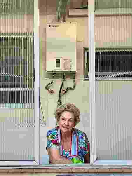 Dona Eunice avental - Andrea Setti/UOL - Andrea Setti/UOL