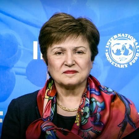 Economista Kristalina Georgieva, chefe do FMI - Divulgação/TED