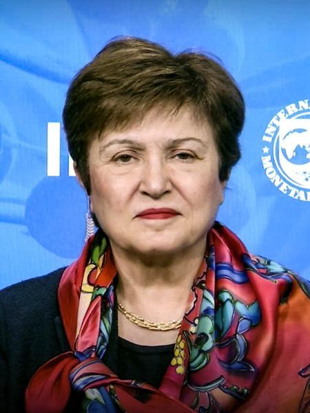 A economista Kristalina Georgieva, chefe do FMI - Divulgação/TED