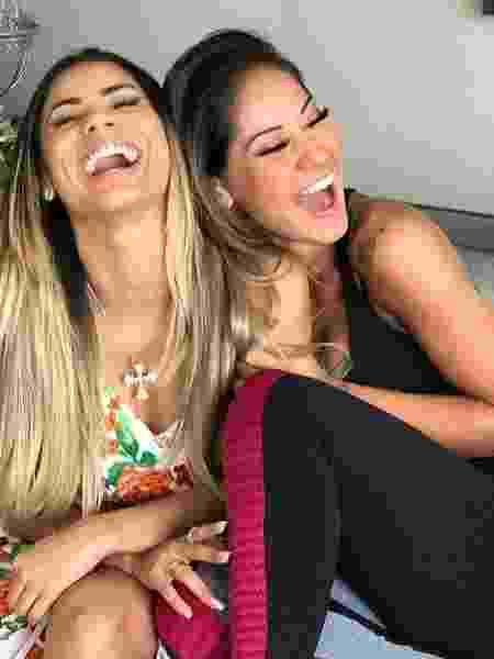 Mayra Cardi e Lexa - Reprodução / Instagram