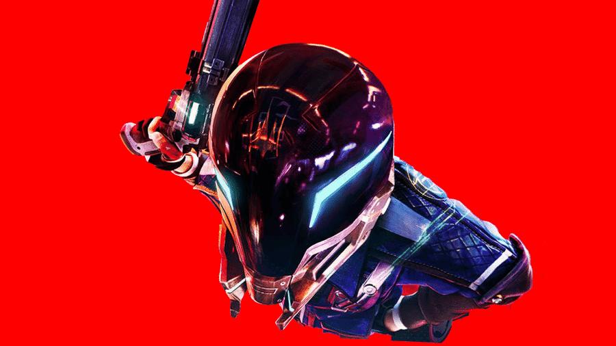 Hyper Scape é da mesma equipe por trás de Rainbow Six Siege - Arte/UOL