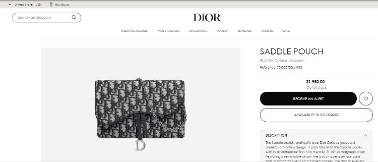 Isis Valverde - Reprodução / Dior - Reprodução / Dior