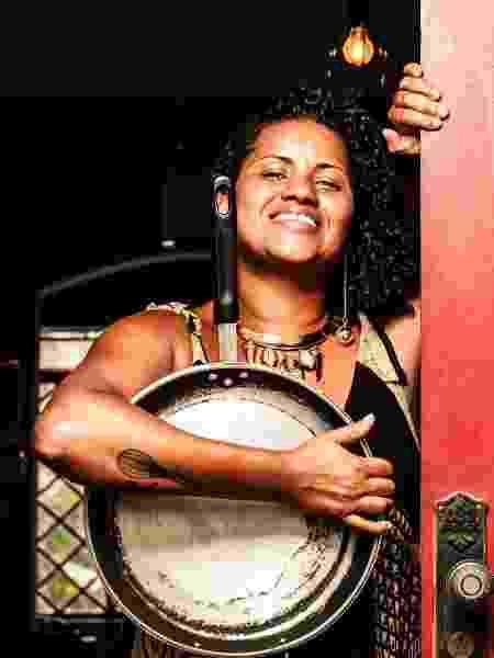 Aline Chermoula 1 - Fernando Moraes/UOL - Fernando Moraes/UOL
