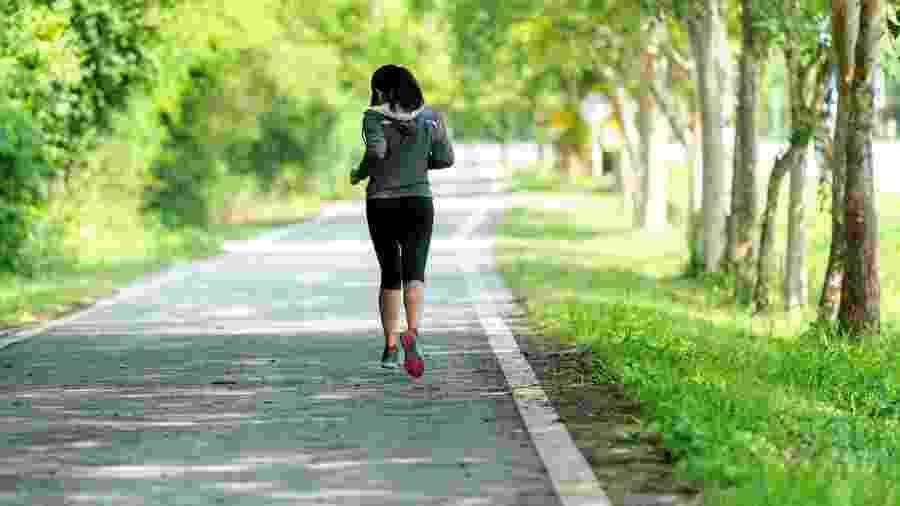 corrida, exercício, hábitos saudáveis - iStock