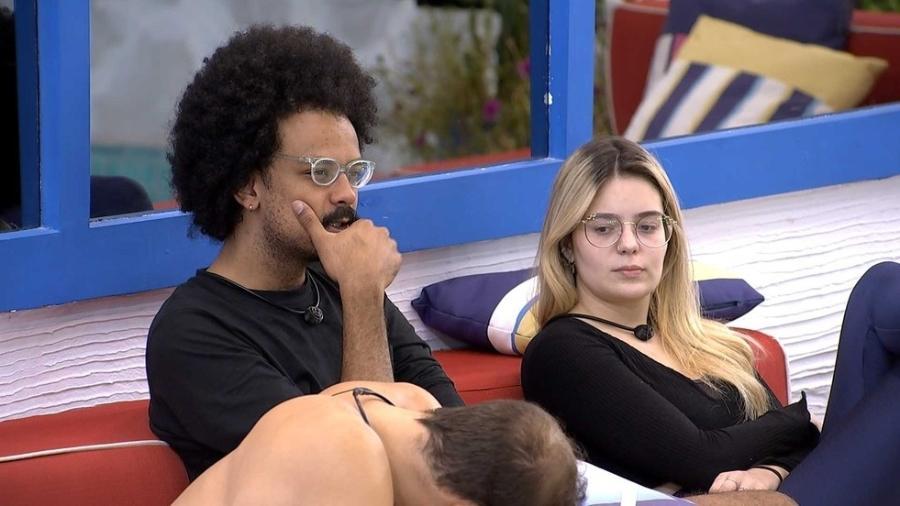BBB 21: Viih Tube desabafa com João Luiz e Caio sobre Juliette  - Reprodução/Globoplay