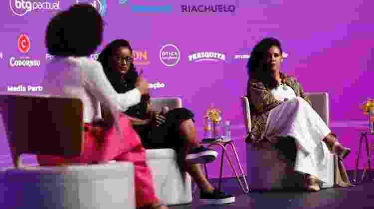 Participantes do Mulheres Pós 2020, transmitido por Universa, discutem igualdade racial e de gênero no evento - @luaith - @luaith