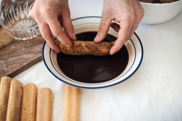 I biscotti devono essere umidi per fare i Tromis - Getty Images / iStock Photo - Getty Images / iStock Photo