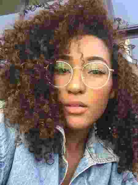 A professora de música Brenda Anjos ouviu comentários ofensivos sobre seu cabelo em igrejas neopentecostais que frequentou  - Arquivo Pessoal - Arquivo Pessoal