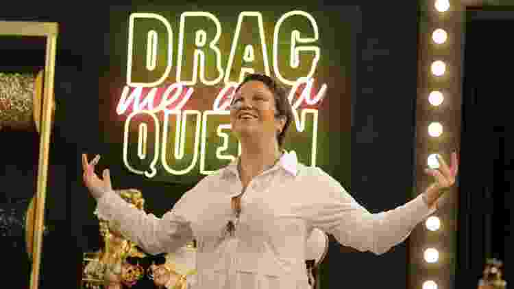 Maria Rita se transforma em em Drag Me as a Queen Celebridades - Divulgação - Divulgação