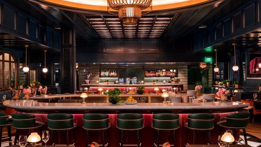 The Twelve Thirty Club, bar e restaurante de Justin Timberlake, fica em Nashville, nos EUA - Reprodução/Architectural Digest