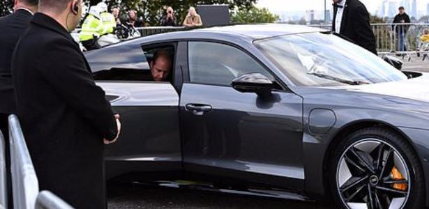 Audi elétrico de príncipe William já foi de Tony Stark e vale R$ 780 mil