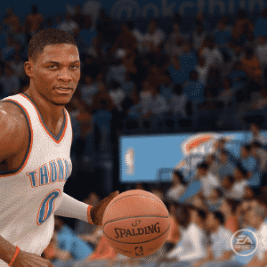 NBA Live 16 - Divulgação