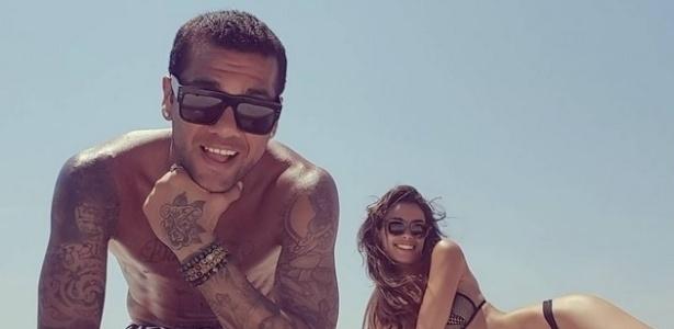 Namorada sai em defesa de Dani Alves após vídeo polêmico - Reprodução/Instagram/danid2ois